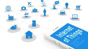 Internet of Things in de Geo-ICT