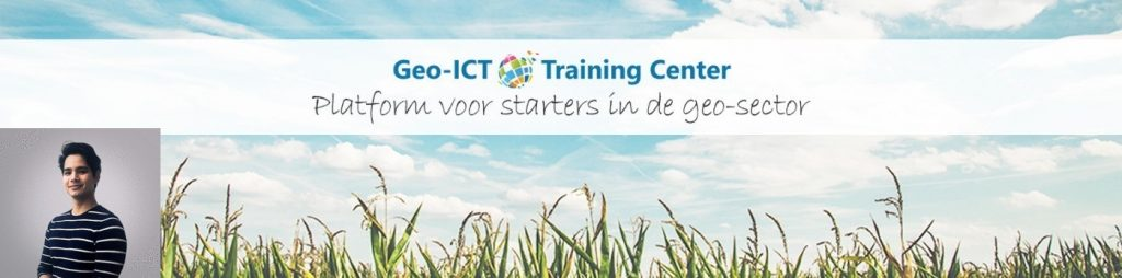 Geo-ICT Trainee Simon bij Geo-ICT Training Center, Nederland