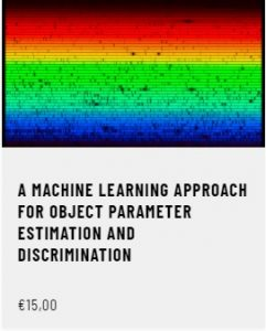 A Machine learning approach for Object Parameter Estimation
