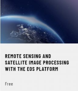 Remote Sensing and Satellite Image Processing with the EOS Platform