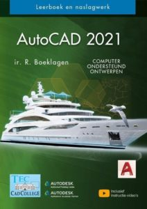 Geo-ICT Training Center, Nederland, Zelfstudie AutoCAD 2021